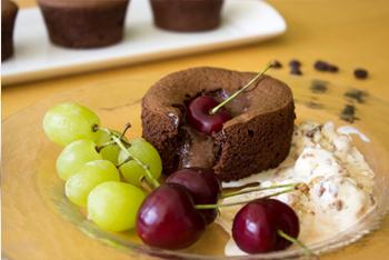 עוגת מפל שוקולד אישית