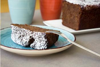 עוגת דבש וקקאו