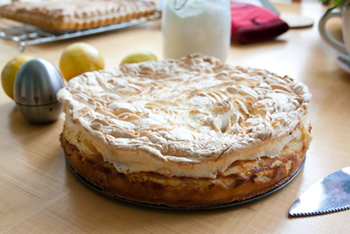 עוגת הגבינה של סבתא יפה