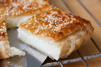 פשטידת גבינה ריחנית