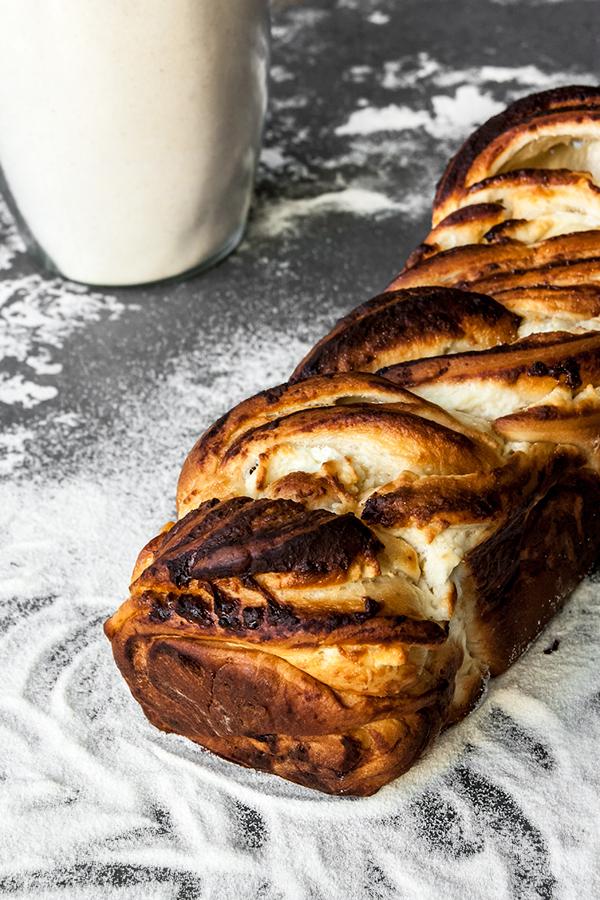 אורה קורן עוגת שמרים גבינה 3