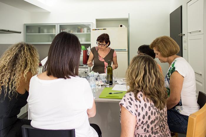 אורה קורן סדנאת בישול איטלקי יום הולדת 01