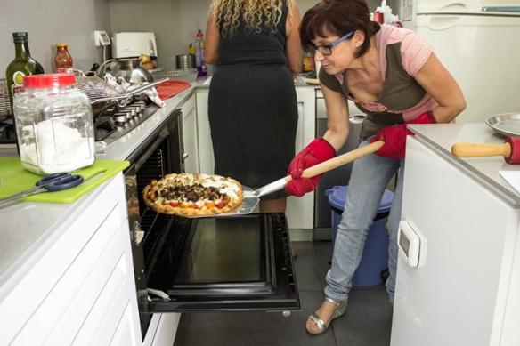אורה קורן סדנאת בישול איטלקי יום הולדת 10