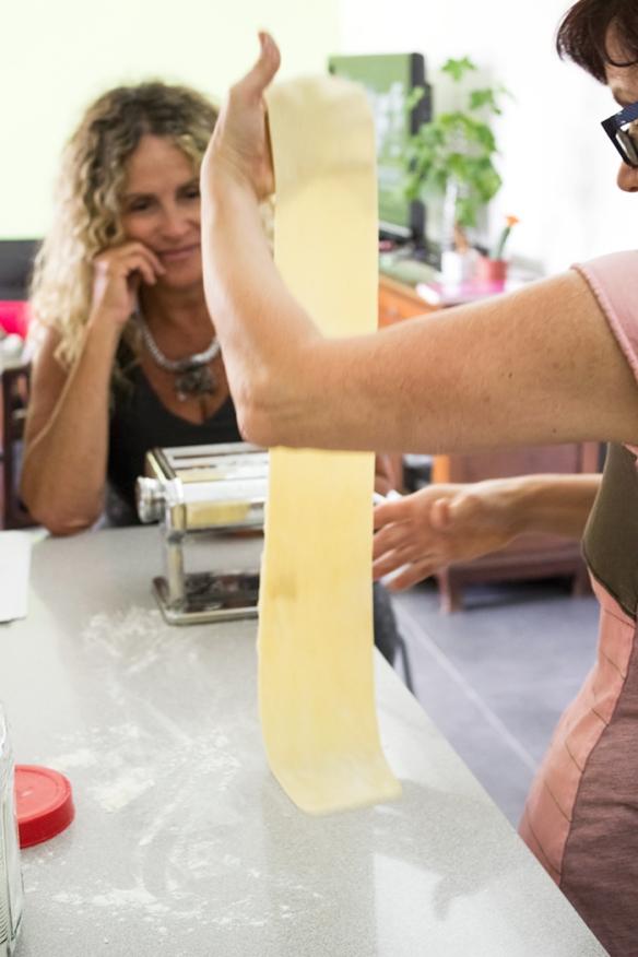 אורה קורן סדנאת בישול איטלקי יום הולדת 14