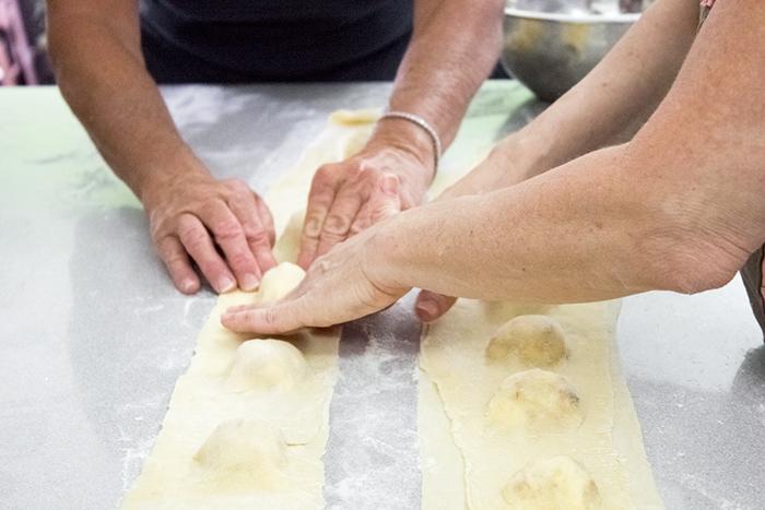 אורה קורן סדנאת בישול איטלקי יום הולדת 26