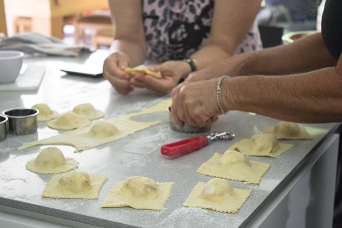 אורה קורן סדנאת בישול איטלקי יום הולדת 29