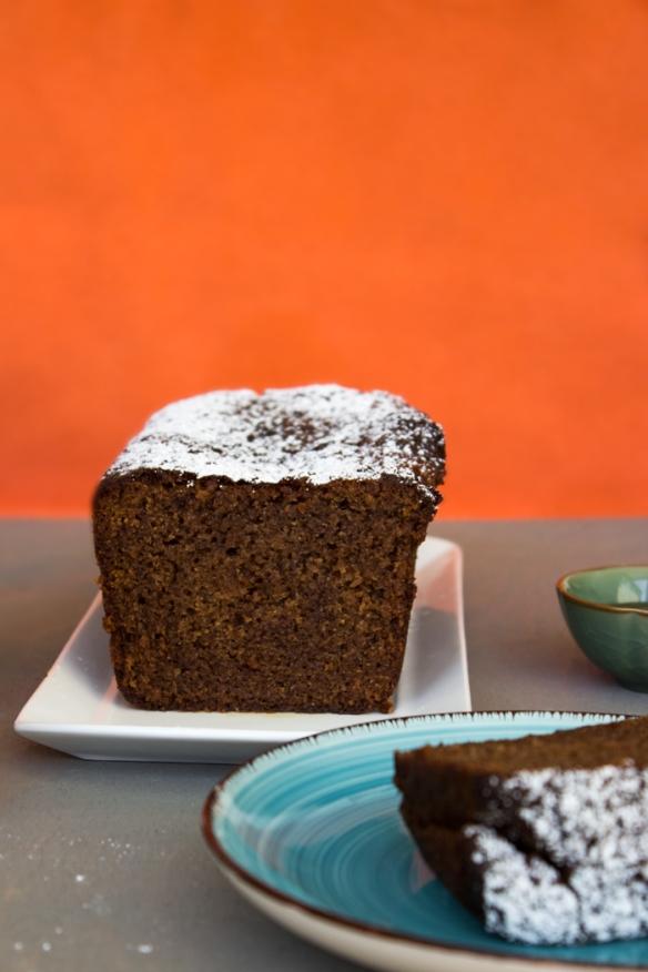 אורה קורן עוגת דבש וקקאו 2