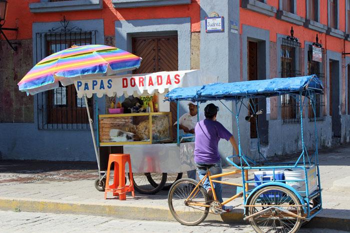 עגלה למכירת מזון, טקילה